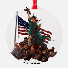 Who's Next 'MURICA Ornament
