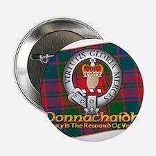 """Donnachaidh Clan 2.25"""" Button"""