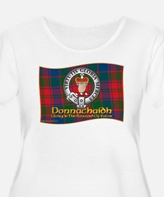 Donnachaidh Clan Plus Size T-Shirt