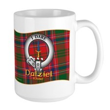Dalziel Clan Mugs