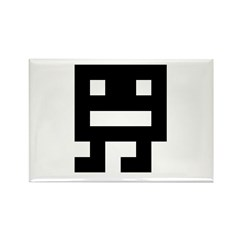 Video Game Monster 1 Rectangle Magnet