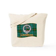 Cranstoun Clan Tote Bag