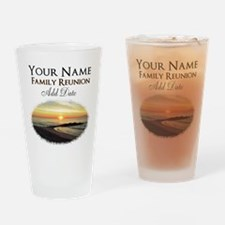 FAMILY PARTY Drinking Glass