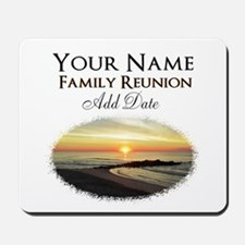 FAMILY PARTY Mousepad