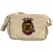 Z-Crest.png Messenger Bag