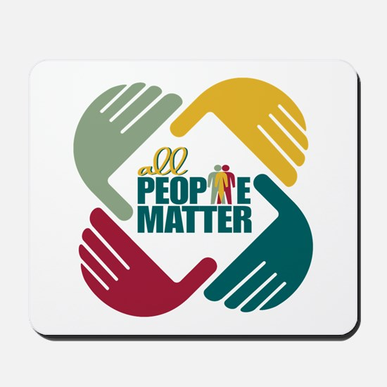 2014 Social Work Month Mousepad