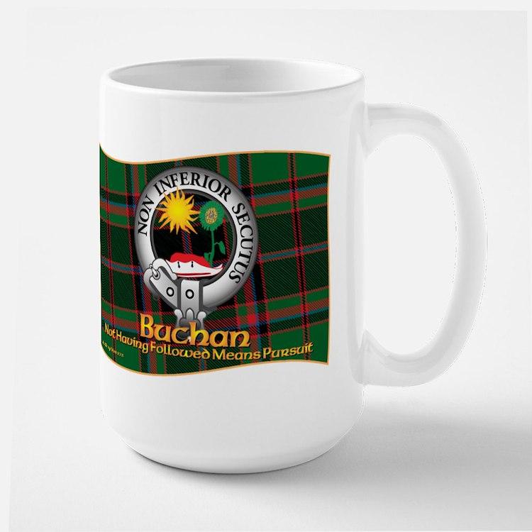 Buchan Clan Mugs