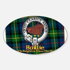 Baillie Clan Decal