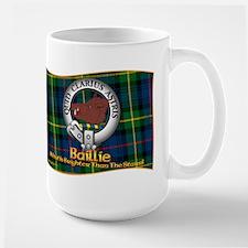 Baillie Clan Mugs