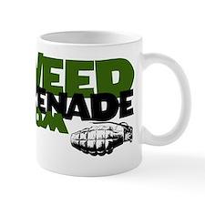 WG Tshirt logo BIG Small Mug
