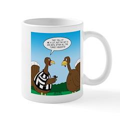 Turkey Referee Mug