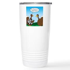 Turkey Referee Travel Mug