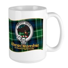 Abercrombie Clan Mugs