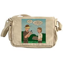 Good Cooking Messenger Bag