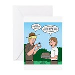 Good Cooking Greeting Card