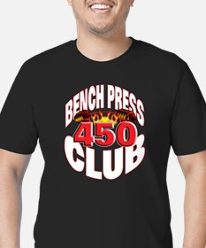 BENCH 450 Black T-Shirt