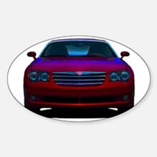 2008 Chrysler Crossfire Decal