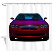 2008 Chrysler Crossfire Shower Curtain