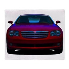 2008 Chrysler Crossfire Throw Blanket