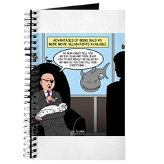Bald Movie Villains Journal