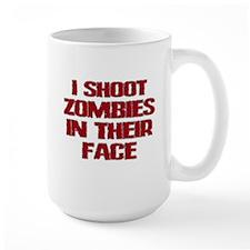 Shoot Zombies Mugs