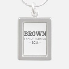 Personal Surname Family Reunion Necklaces