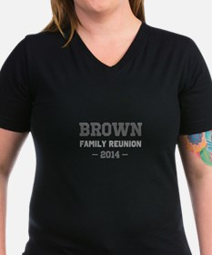 Personal Surname Family Reunion T-Shirt