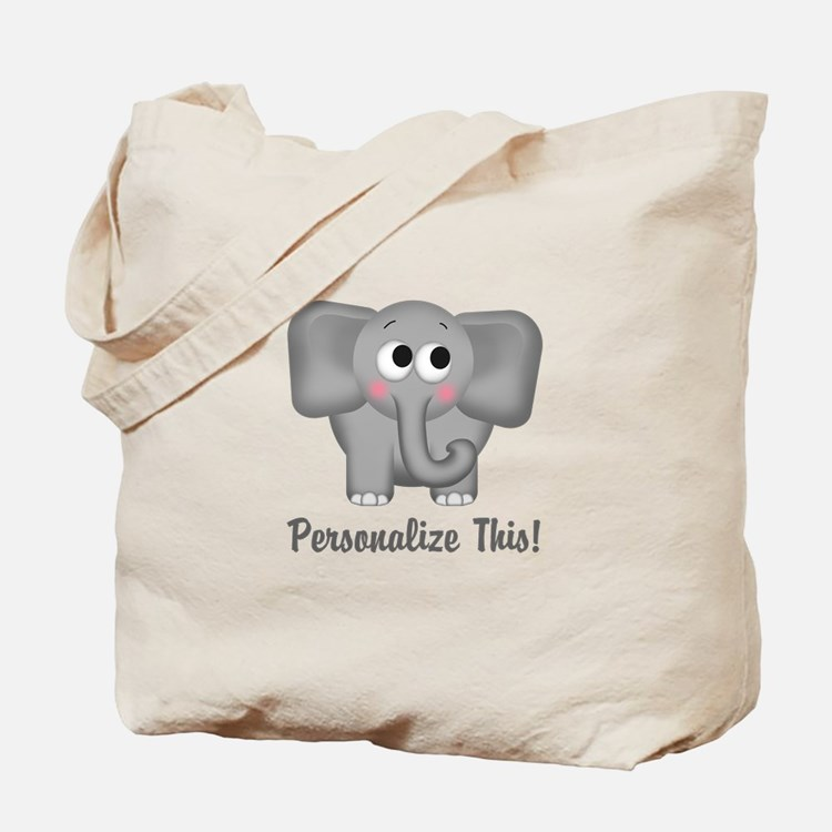 cute elephant tote bags cute elephant beachcanvas tote bags