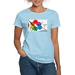 Rainbow Light Sky T-Shirt