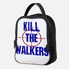 Kill The Walkers Neoprene Lunch Bag