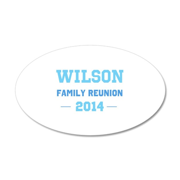 make your own blue family reunion wall sticker by admin wall stickers design your own home design ideas