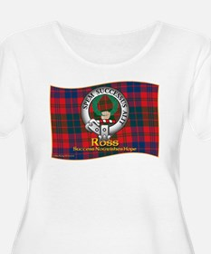 Ross Clan Plus Size T-Shirt