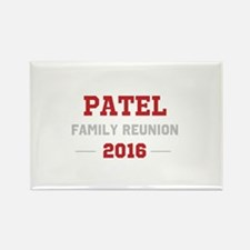 Template Red Family Reunion Magnets