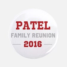 "Template Red Family Reunion 3.5"" Button (100 pack)"