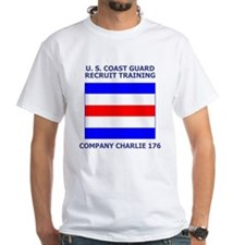 USCG Recruit Company C176<BR> Shirt 2