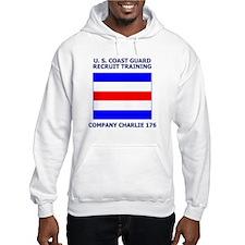 USCG Recruit Company C176<BR> Hoodie 2