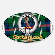 Sutherland Clan Decal