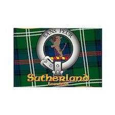 Sutherland Clan Magnets