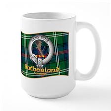 Sutherland Clan Mugs