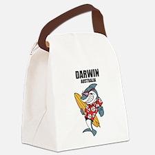 Darwin, Australia Canvas Lunch Bag