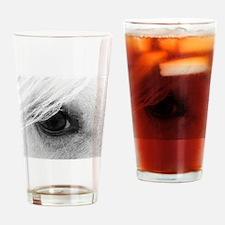 Horse Eye Drinking Glass