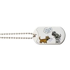 Cairn Terrier Premium Dog Tags