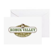 Kobuk Valley National Park Greeting Cards