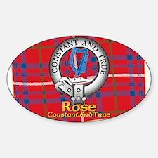 Rose Clan Decal