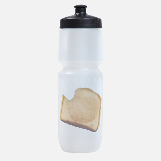 bl_grilledcheese.png Sports Bottle