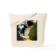 Penquin Play Tote Bag