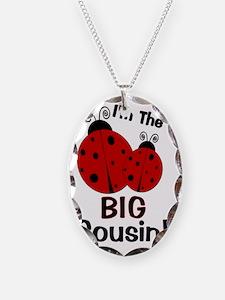 imtheBIGcousin_ladybug2 Necklace