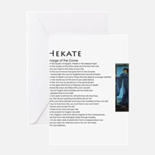 Hekate Greeting Cards