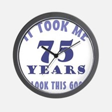 ItTookMe_75 Wall Clock