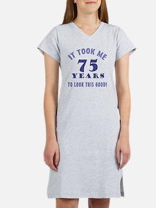 ItTookMe_75 Women's Nightshirt